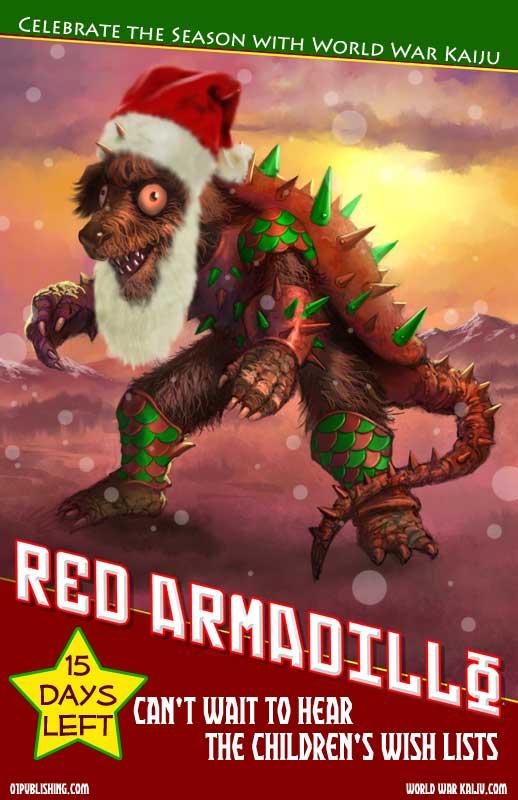 Armadillol_xmas_poster